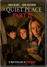 A Quiet Place Part 2 (II) (DVD, 2021) BRAND NEW - FREE SHIPPING!!!