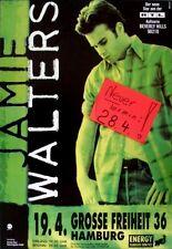 WALTERS, JAMIE - 1994 - Konzertplakat - Beverly Hills 90210 - Tourposter - Hambu