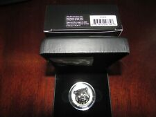 2019 Canada $25 MULTIFACETED ANIMAL HEAD GRIZZLY BEAR 1OZ SILVER 0,9999