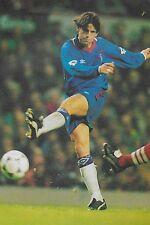 Football Photo ANTHONY BARNESS Chelsea 1994-95