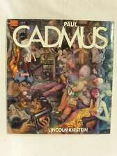 Paul Cadmus (Gay Artists S.), Kirstein, Lincoln, Very Good Book
