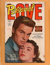 Personal Love #20 1953 FN-