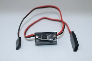 Switch R/C Battery Receiver On -Off  For Futaba & JR Connector Leads,nitro rc.