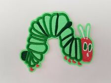 The Very Hungry Caterpillar Iron On Badge Transfer Iron on Patch
