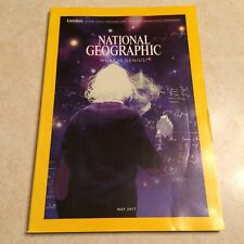 National Geographic May 2017 edition magazine preowned