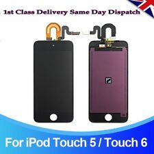 Per Apple iPod Touch 5th 6th Gen LCD Display Schermo Touch Vetro Digitizer Nero