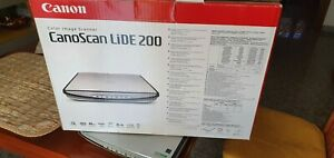 Canon CanoScan Lide 200 scanner piano