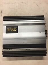 Alpine V12 series 4/3/2 Channel Power Amplifier Model MRV-F307
