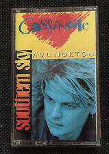 PAUL NORTON - SOUTHERN SKY - 1990 AUSTRALIAN RELEASE CASSETTE