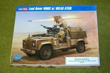 Land Rover w.m.i.k avec Milan atgm 1/35 scale Hobby Boss 82447