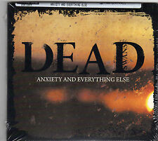 Dead Swans - Anxiety And Everything Else CD