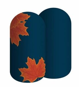 FALLING FOR YOU - Genuine Jamberry Lacquer Strips - Fast, Tracked Shipping