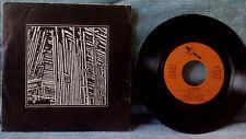 LOS INICIADOS - EL CANTOR DE JAZZ  - RARE MINIMAL SYNTH POP - DRO 1982 - MINT