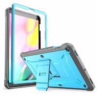 Galaxy Tab A/Tab S5e 2019 8.0/10.1/10.5 Case Cover w/ Screen Protector Kickstand