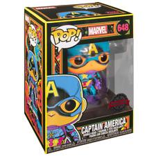 Captain America - Captain America Black Light US Exclusive #468 Pop! Vinyl [RS]
