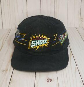 Detroit Shock General Motors Jocks Snapback Cap Hat Vintage 90s Retro Look