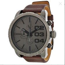 new Diesel Men's DZ4210 Advanced Brown Watch