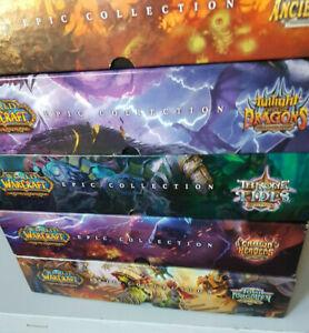 World of Warcraft WOW TCG - 100 Karten Pack - TOP -