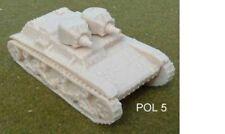 Carri armati di modellismo statico in resina Scala 1:76