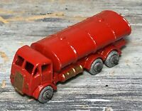 "VTG '55 LESNEY MATCHBOX 2"" Road Tanker Red Body No.11A-5 (GMW)"
