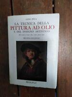 G. Piva, La tecnica della pittura ad olio e del disegno artistico