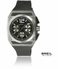 Stainless Steel Band Men's Analogue Watches with Chronograph