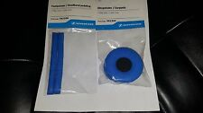 GENUINE Sennheiser HD 25 Adidas BLUE Originals Ear pads & Headband padding