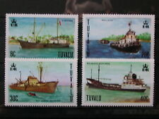 TUVALU '1978 * MH 63/66 YT 5,50 EUR EXPLORATION,EXPEDITIONS,MARINE,NAVIGATION