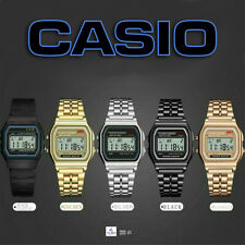 Casio Men Wrist Watch LED Retro Digital Unisex Classic New men women wrist watch
