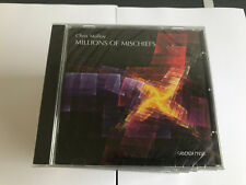 Chris Malloy - Millions of Mischiefs Cadenza Music: CACD0608 NEW CD