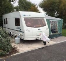 Caravans with Awning 5 Sleeping Capacity