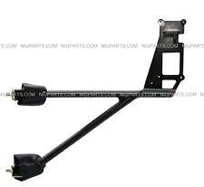 Bracket Arm RH Kenworth T660 T600 T370 Door Mirror Power Heated Black