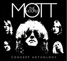 Mott The Hoople CD Concert Anthology Digipak All the Young Dudes Sweet Jane Pie