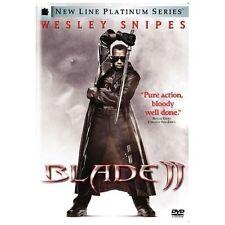 Blade II (DVD, 2013, new line platinum series)