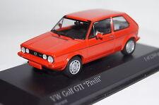 "VW GOLF I GTI ""PIRELLI"" 1983 ROPT 1:43 Minichamps Nuovo & Ovp 400055170"