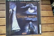 CHINA MOON NEW Ed Harris + M.Stowe  NEW LaserDisc FREE Post mmoetwil@hotmail.com