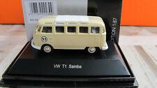 Schuco 1:87  VW T1  Samba   #54  Art. 26268