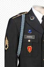 Infantry Blue Shoulder Cord Rope