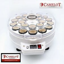Camelot Q Sports Electronic Snooker Ball Cleaner & ProBall Shine Cleaning Liquid
