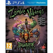 Zombie Vikings RAGNAROK Edition PS4 Game