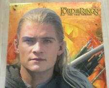 The Lord Of The Rings Legolas Vintage 2002 Uk Import Poster 24 x 35