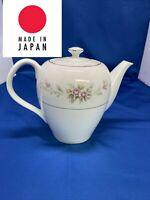 Vintage Royal Hostess Anita 369 LAVENDER ROSE Tea Pot ~ JAPAN