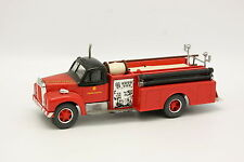 Vitesse SB 1/43 - Mack Pumper Chicago Fire Brigade Pompiers