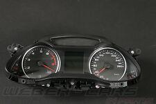 Audi A4 8K TFSI Benziner Tacho Kombiinstrument cluster FIS 280km/h 8K0920930GX