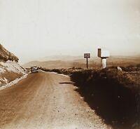 Puy-De-Dôme Francia Foto PL53L5n2 Stereo Placca Da Lente Vintage