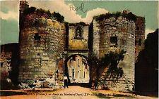 CPA Loudun - Porte du Martray (365513)