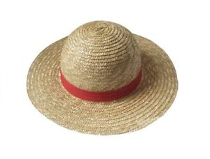 Straw Hat ONE PIECE Luffy Cosplay Props Sealche Cap Japanese Anime Goods New