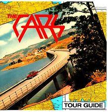 THE CARS 1979 CANDY-O TOUR CONCERT PROGRAM BOOK / NEAR MINT 2 MINT