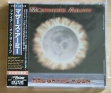 Mothers Army - Fire On The Moon (Japan OBI) CD