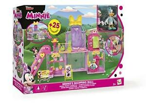 Disney Junior MINNIE MOUSE Shopping Mall Playset Mickey